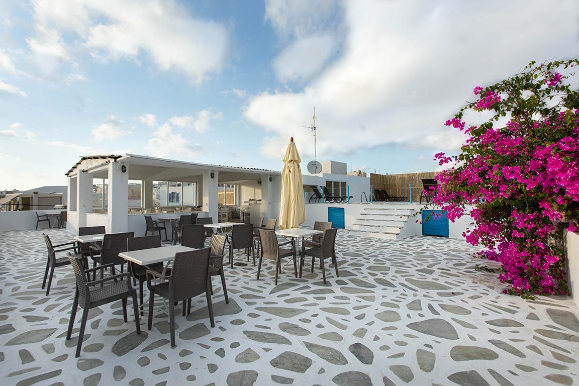 Mare Naxia Hotel - Naxos-Stad