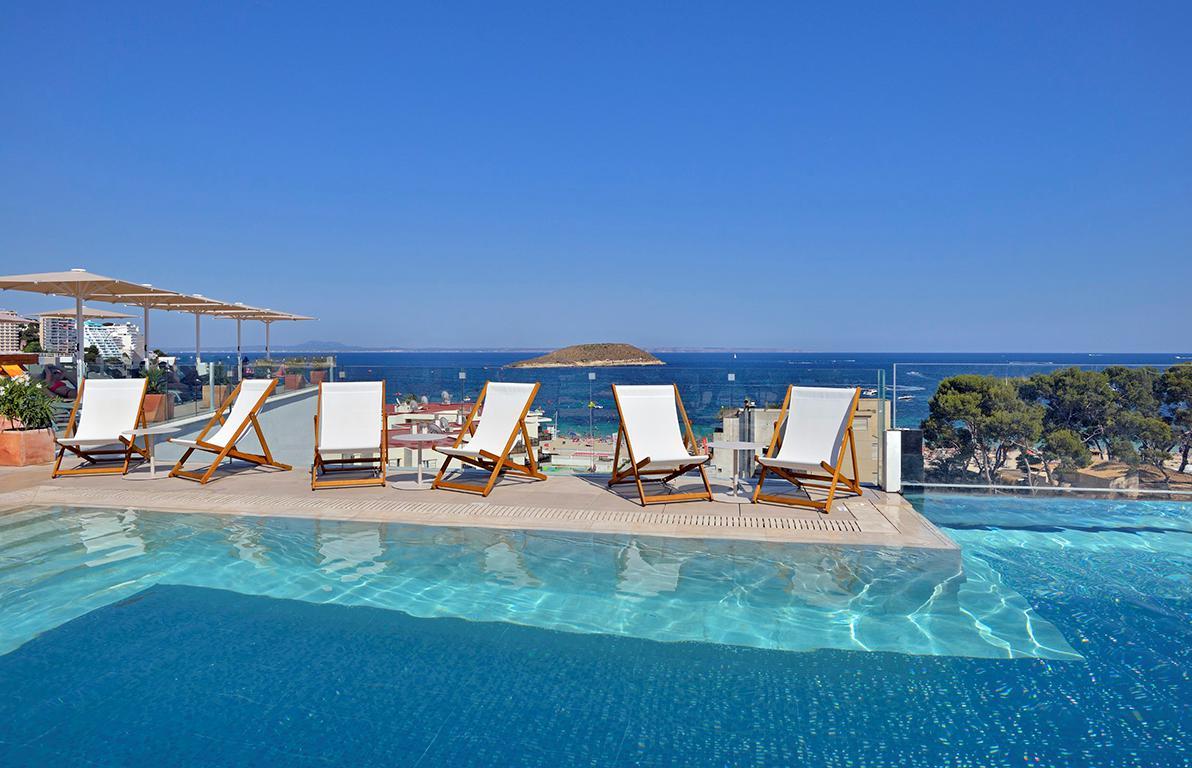 Hotel Calvia Beach The Plaza by Melia