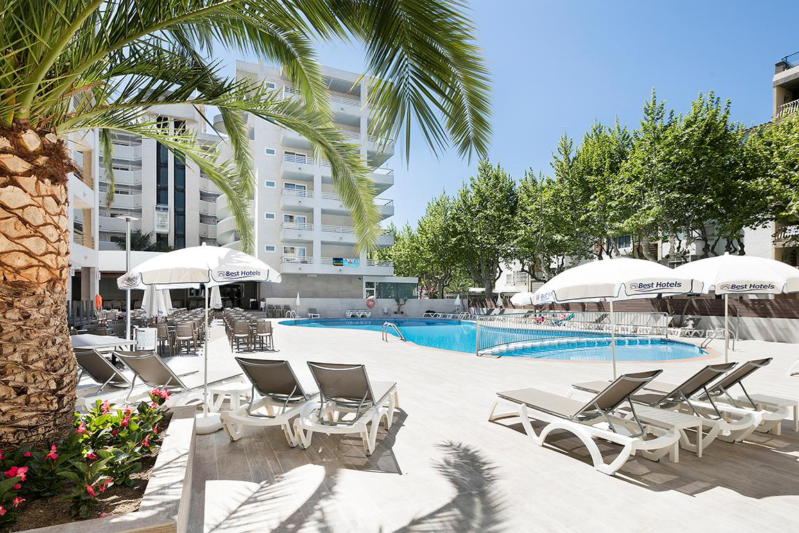 Vakantie Hotel Best Da Vinci in Salou (Costa Dorada, Spanje)