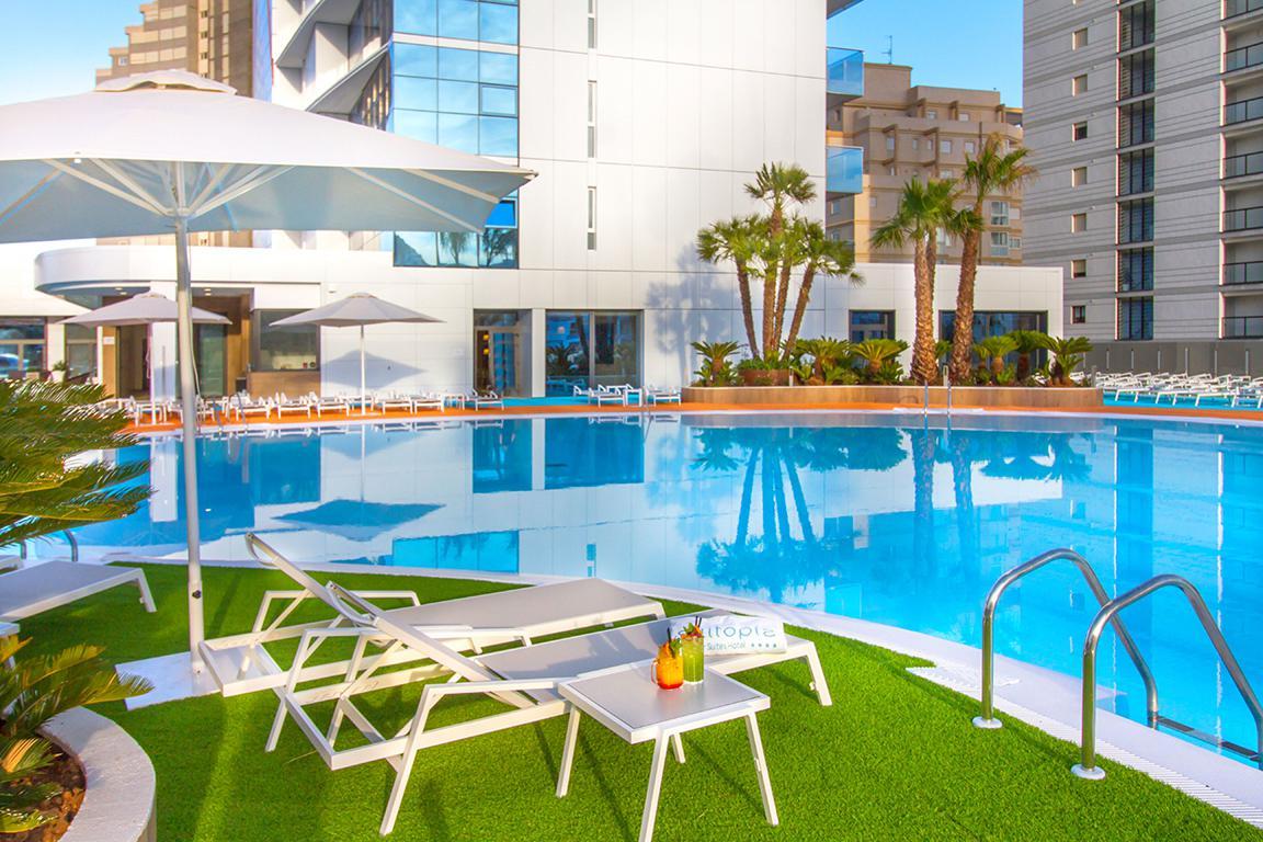 Suitopia Sol y Mar Suites Hotel - winterzon