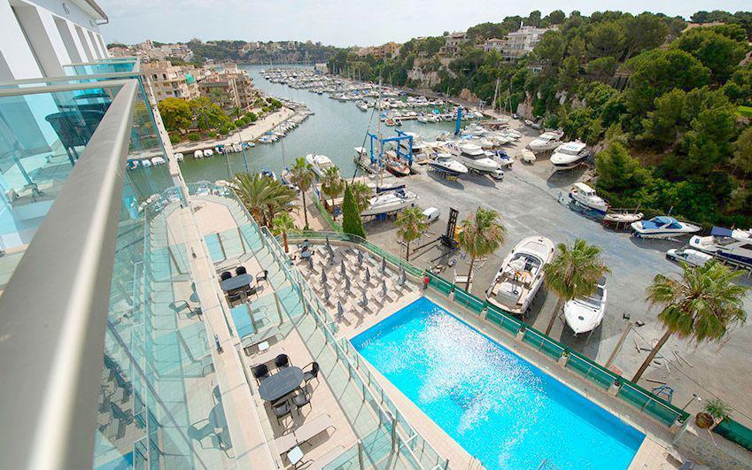 Vakantie Aparthotel PortoDrach in Porto Cristo (Mallorca, Spanje)