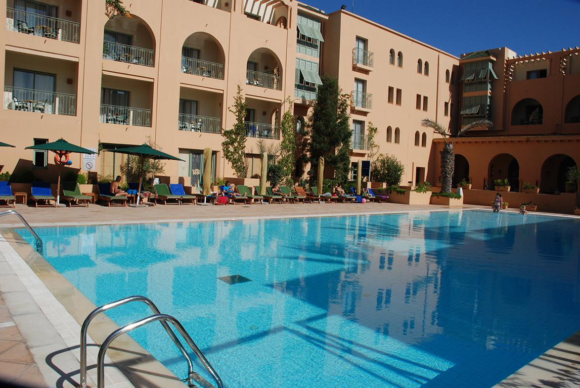 Hotel Alhambra Thalasso - Hammamet