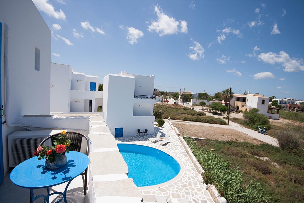 Sunny Beach Studios - Naxos-Stad
