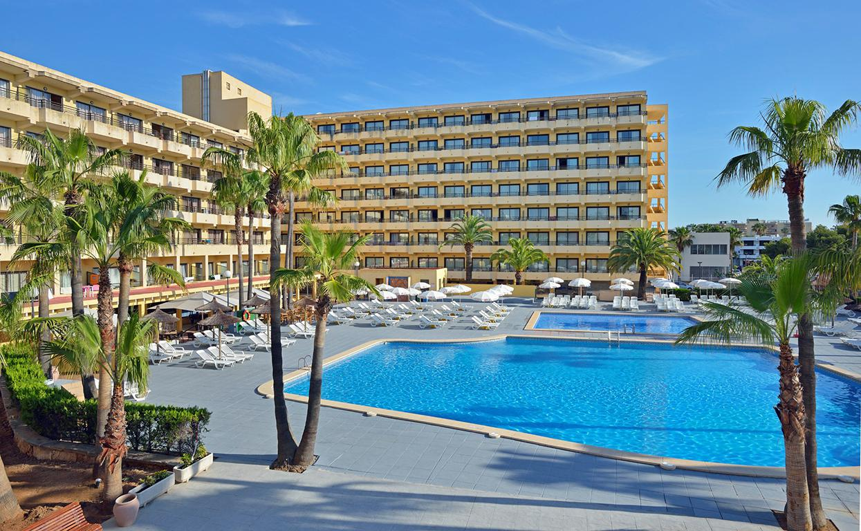 Hotel Sol by Melia Alcudia (voorheen Alcudia center) - all inclusive
