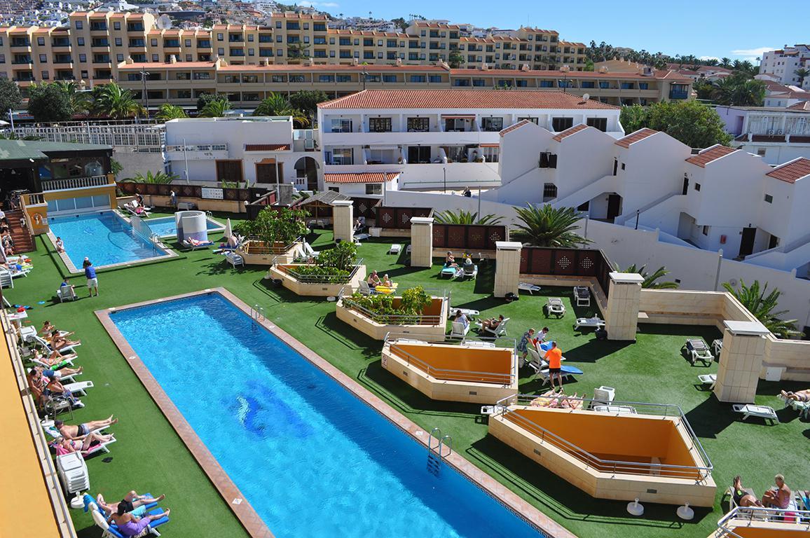 All inclusive vakantie Aparthotel Villa de Adeje Beach in Costa Adeje (Tenerife, Spanje)