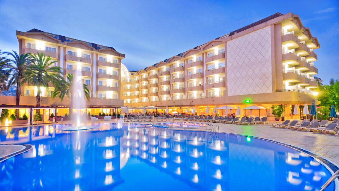 Hotel Florida Park logies en ontbijt