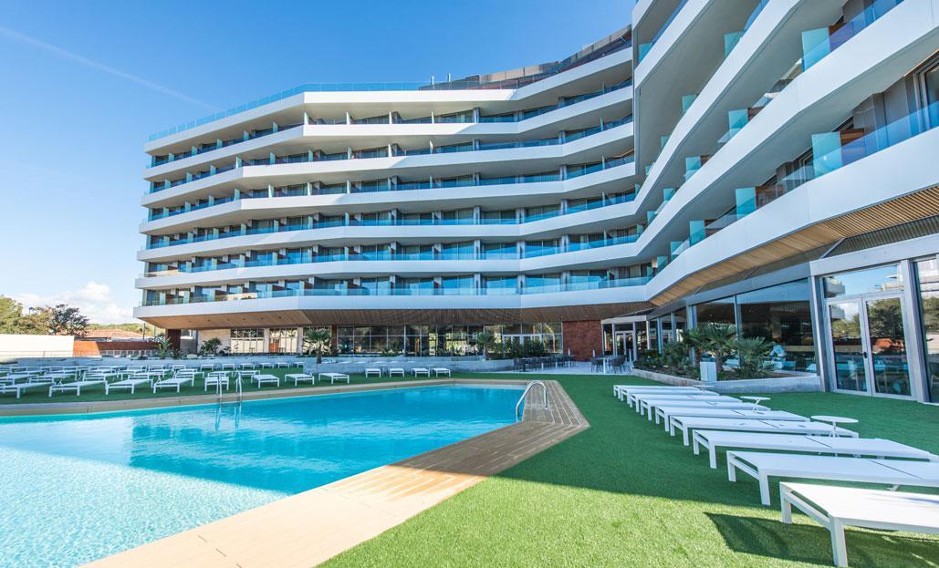 Hotel Iberostar Selection Llaut Palma zomer 2019