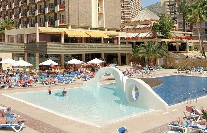 Hotel Rosamar beoordelingen