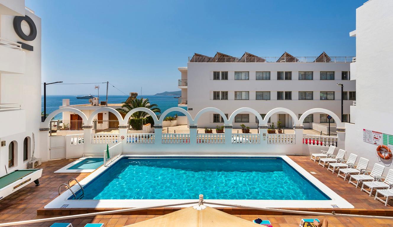 Vakantie Appartementen Lux Mar in Figueretas (Ibiza, Spanje)