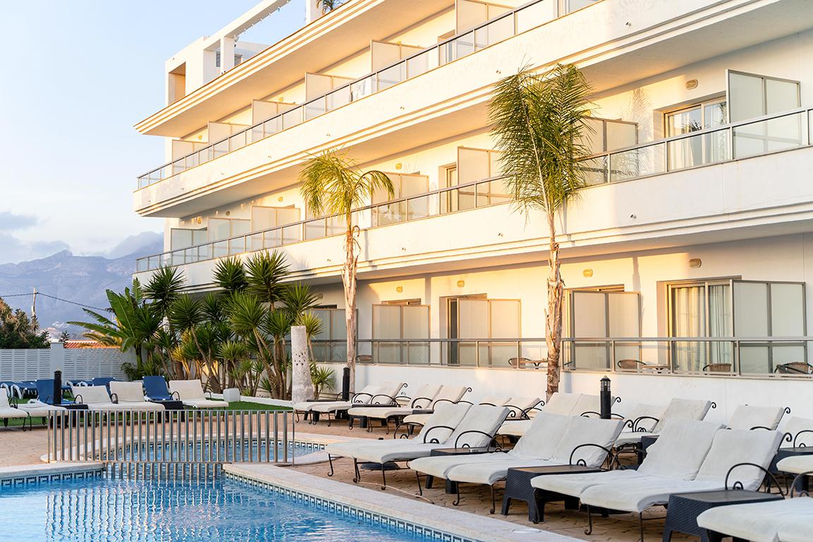 Online bestellen: Hotel Sun Palace Albir