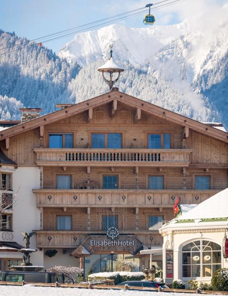 Hotel Mayrhofen - Hotel Elisabeth