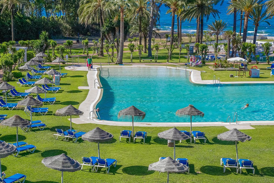 Vakantie Hotel Sol Marbella Estepona Atalaya Park in Estepona (Andalusië, Spanje)