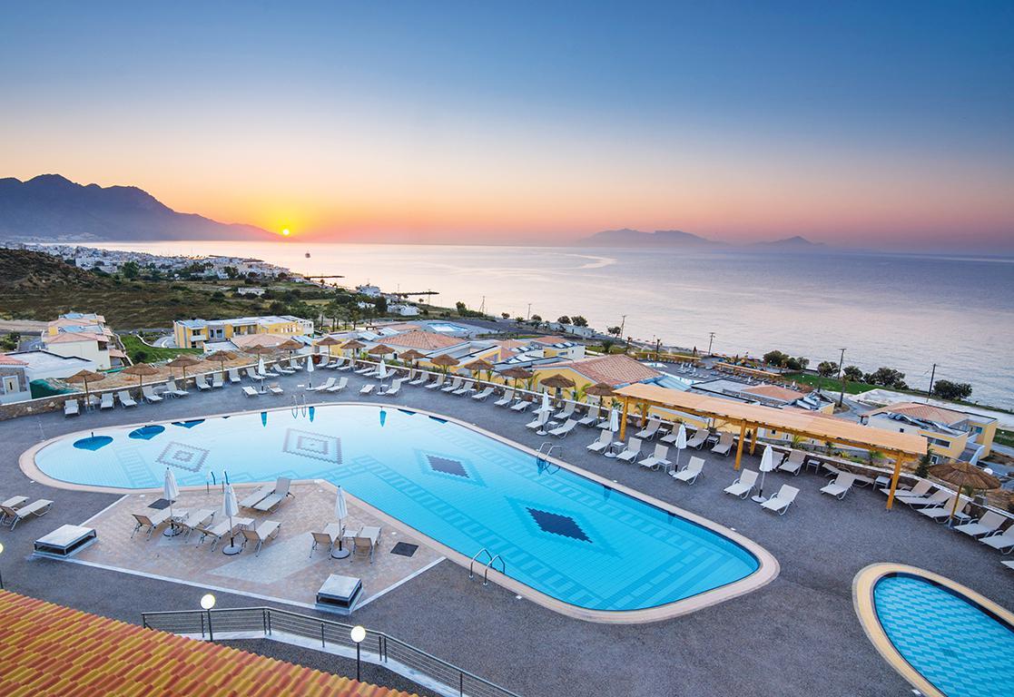 Hotel Grand Blue Beach Resort - all inclusive