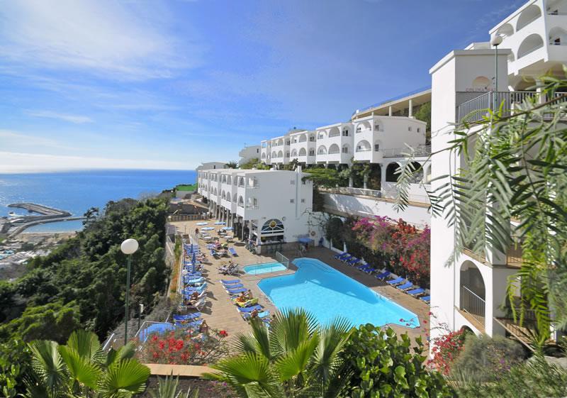 Vakantie Apartments Colina Mar in Puerto Rico (Gran Canaria, Spanje)