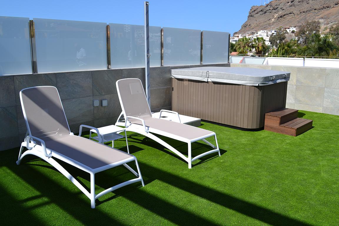 Vakantie Villa's Cordial Mogan Solaz in Puerto de Mógan (Gran Canaria, Spanje)