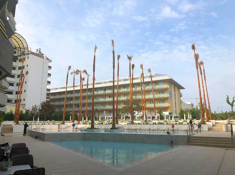 All inclusive vakantie Aqua Hotel Montagut - all inclusive in Santa Susanna (Costa Brava, Spanje)