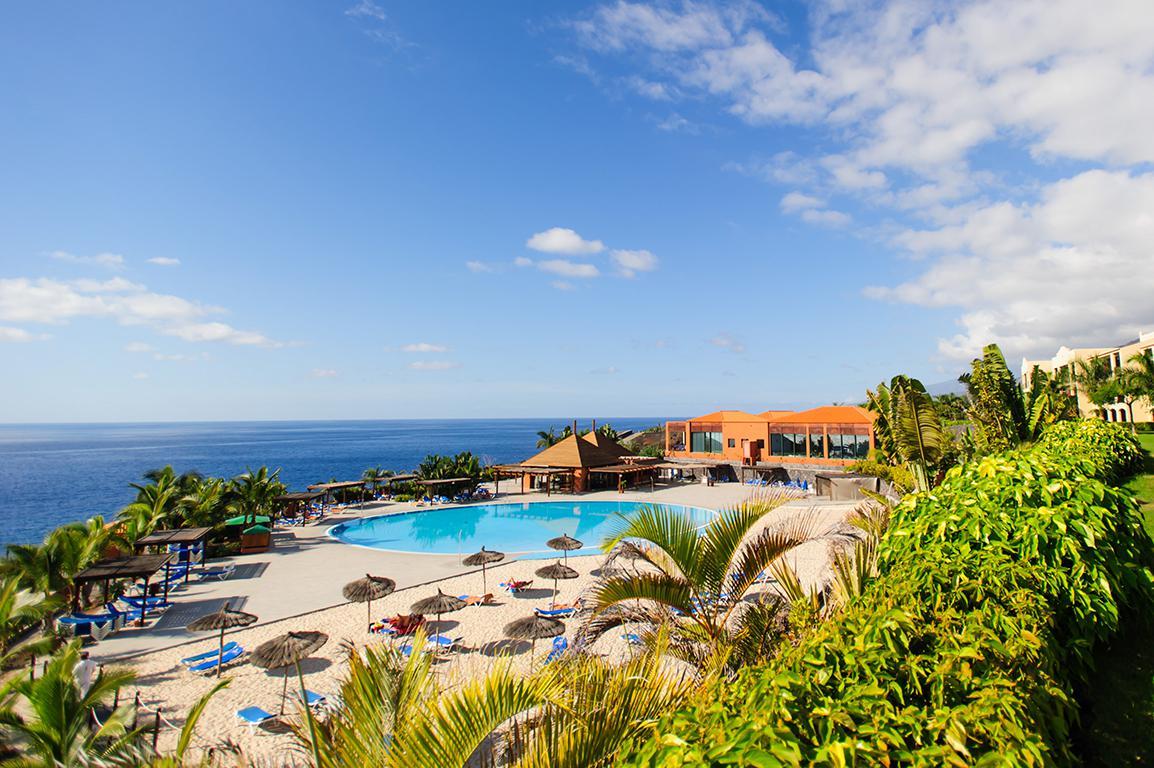 Hotel La Palma Teneguia Princess Vital Fitness Zomer logies en ontbijt (autohuur inclusief)