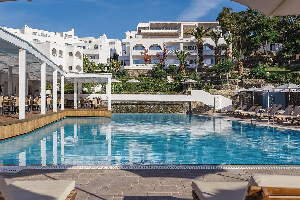 Hotel Lindos Village - adults only