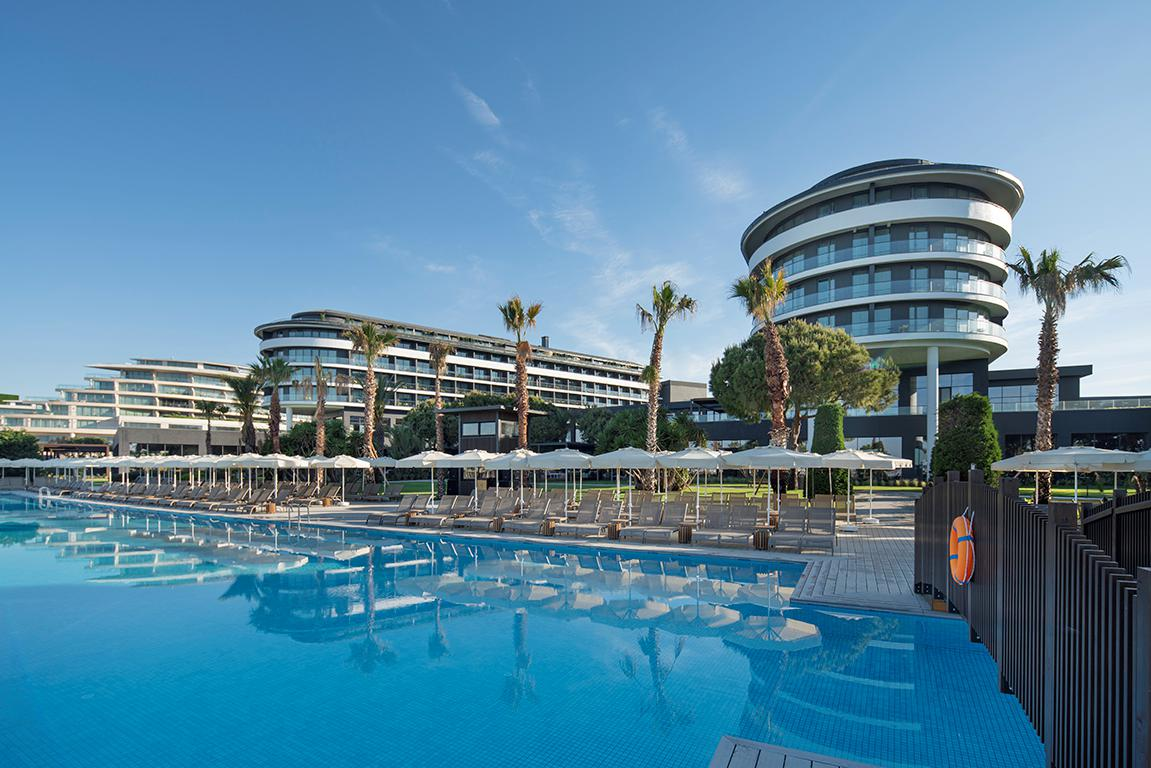 Meer info over Hotel Voyage Belek Golf & Spa  bij Sunweb zomer