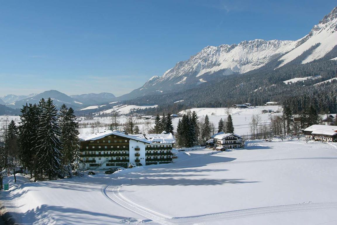 Meer info over Hotel Blatthof  bij Sunweb-wintersport