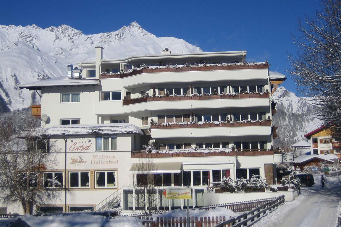 Hotel Alpen Comfort Hotel Central