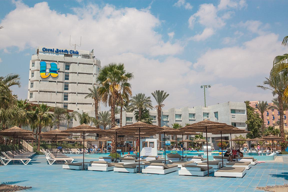 Hotel U Coral Beach Club Eilat