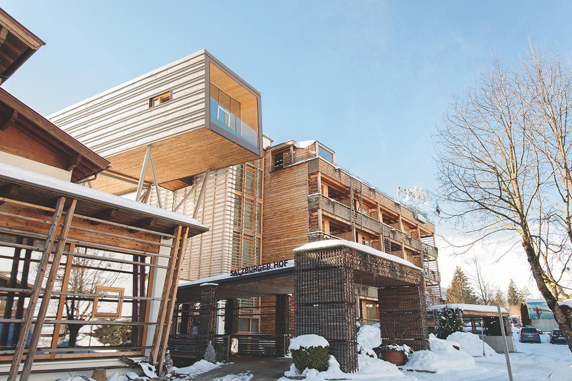 Meer info over Hotel Salzburger Hof  bij Sunweb-wintersport