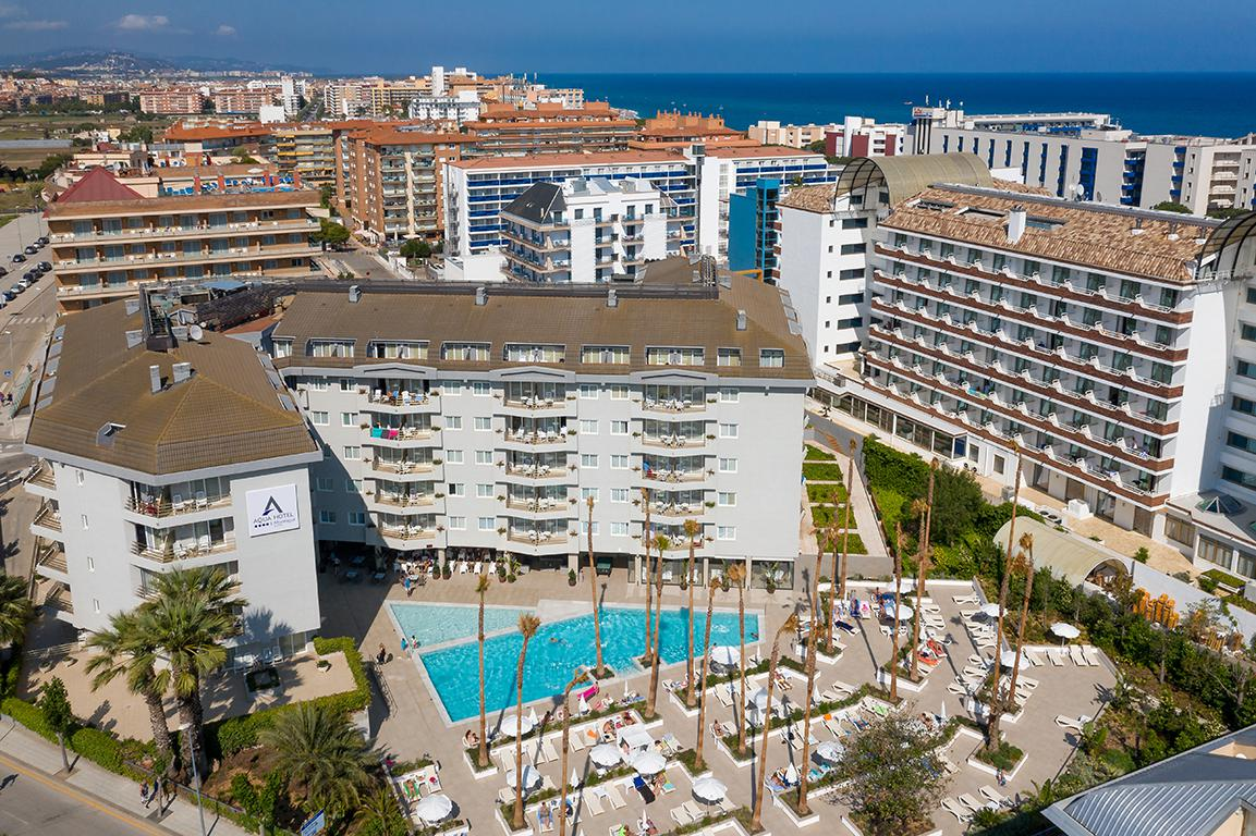 Aqua Hotel Montagut - all inclusive