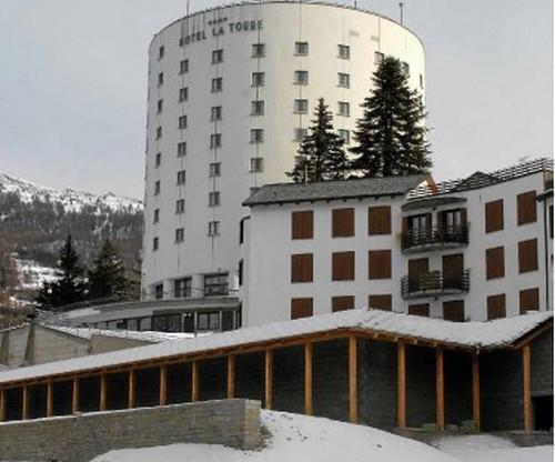 Grand Hotel de La Torre