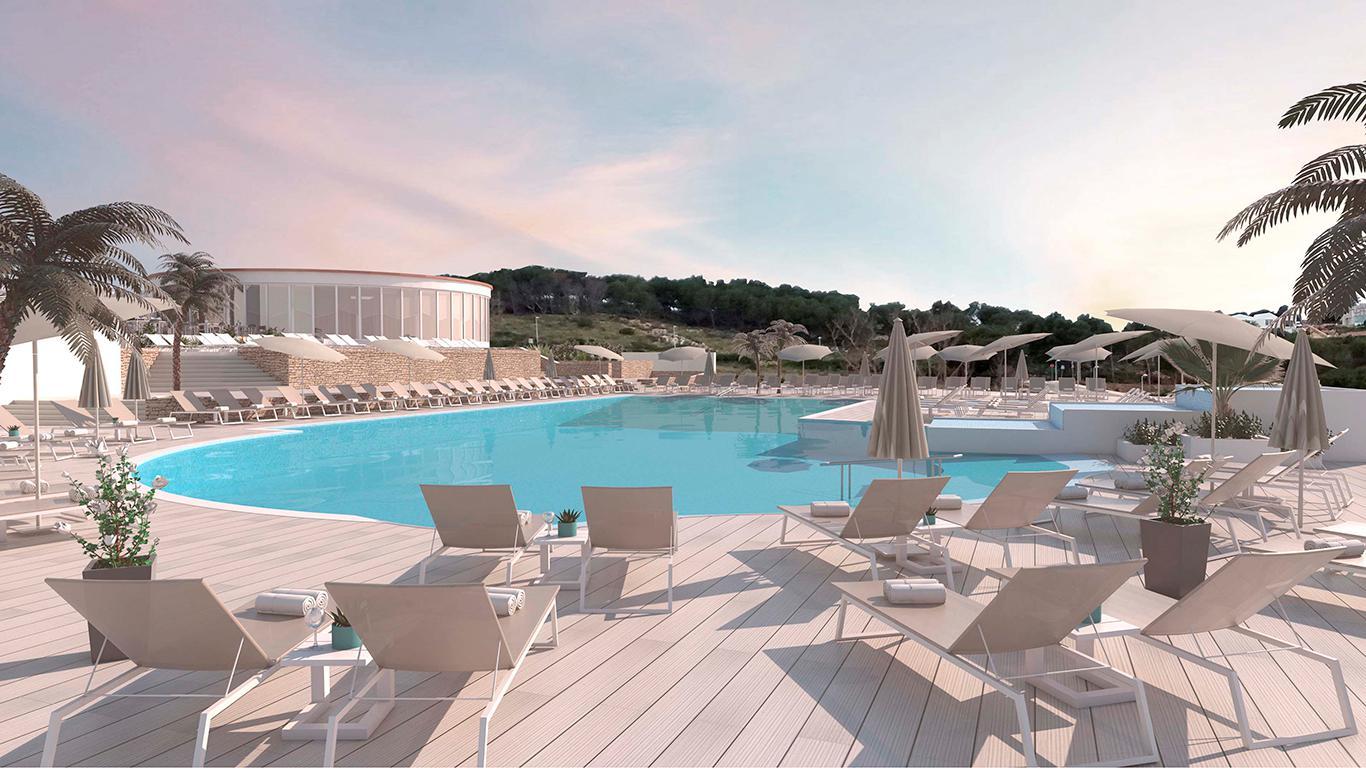 Hotel Palladium Menorca