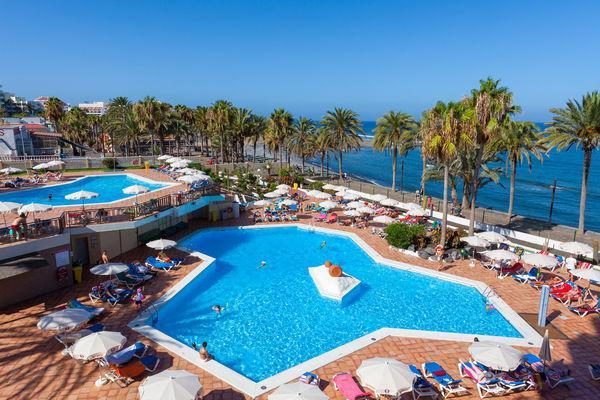Hotel Sol Tenerife - logies en ontbijt