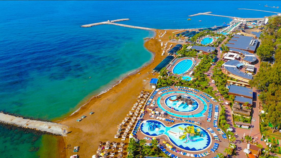 Hotel Eftalia Marin Resort