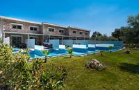 Kastro Maistro Suites met privézwembad