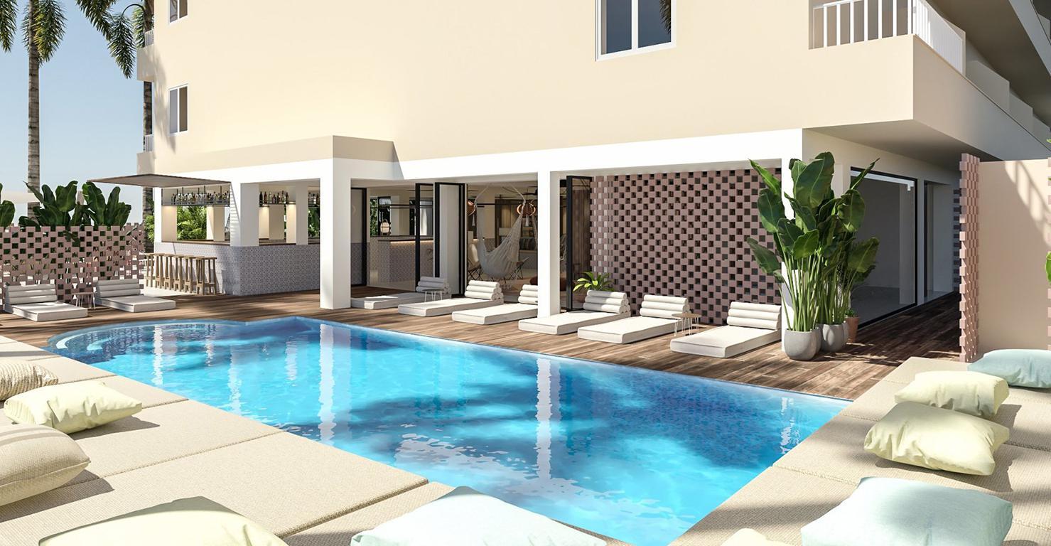 Hotel Tent Capi Playa