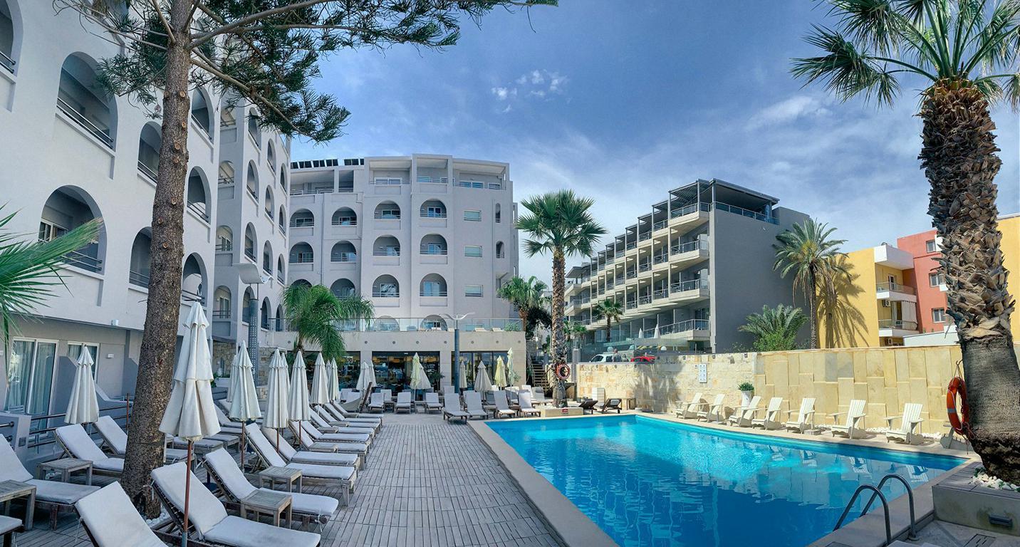 Hotel Glaros Beach - All inclusive