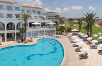 Akti Beach Resort - winterzon