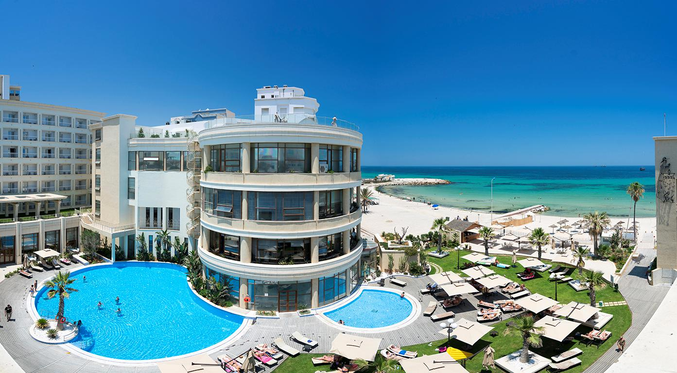 Sousse Palace Hotel Spa