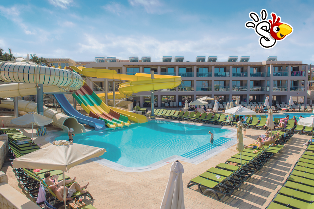 Hotel Gouves Waterpark Holiday Resort