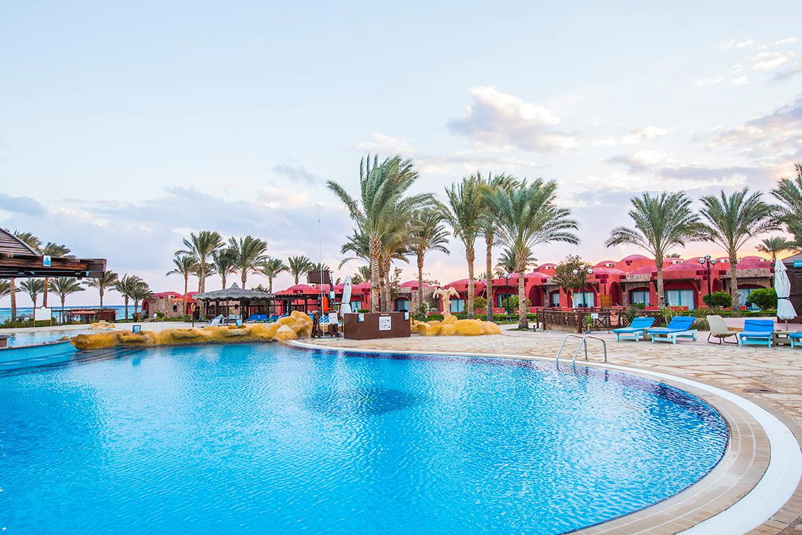 Hotel Oriental Dream Marsa Alam Resort (Sentido)