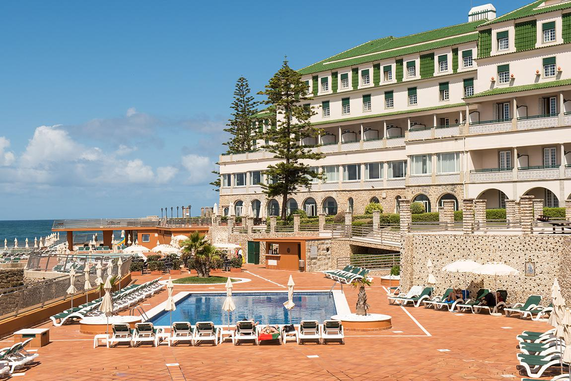 Hotel Vila Gale Ericeira - inclusief huurauto