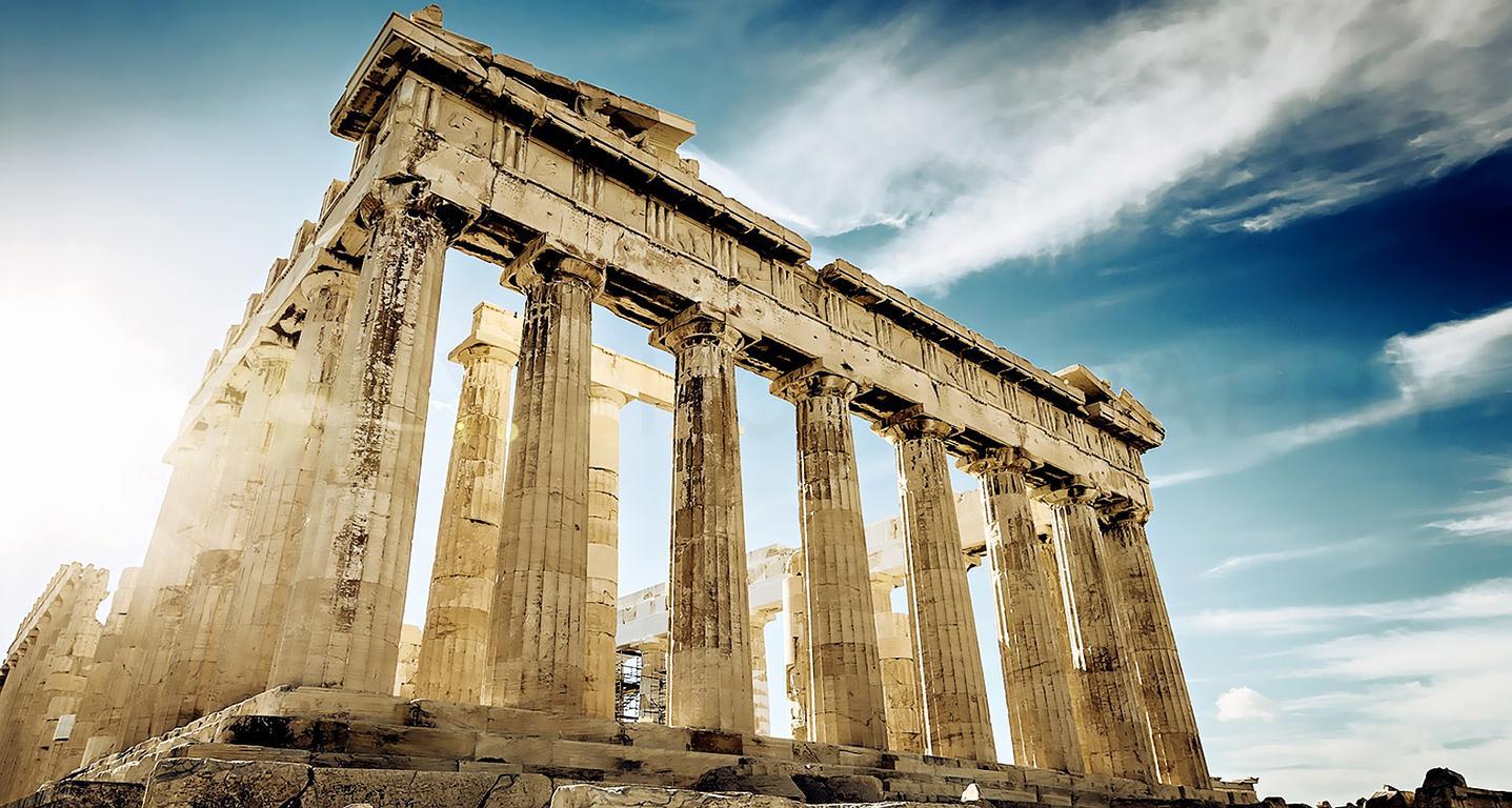 Fly & Drive De parels van Griekenland - inclusief autohuur