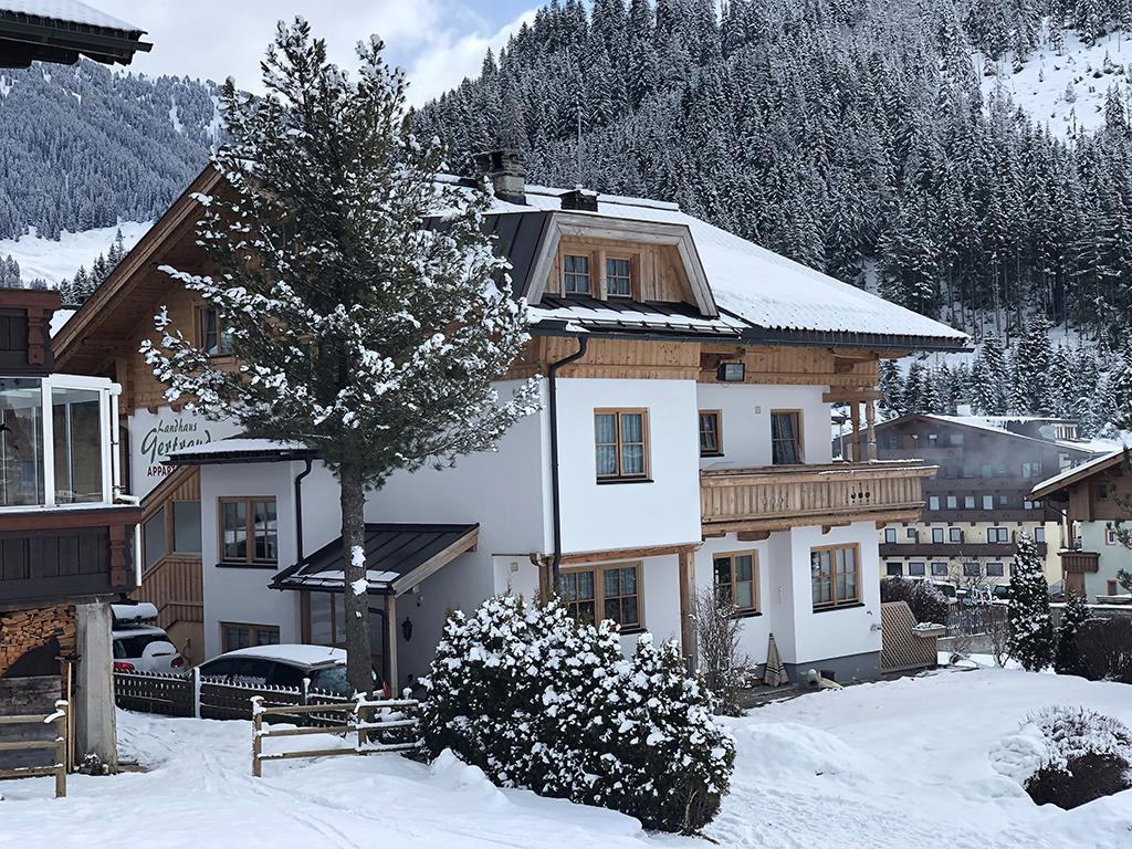 Apartments Landhaus Ge...