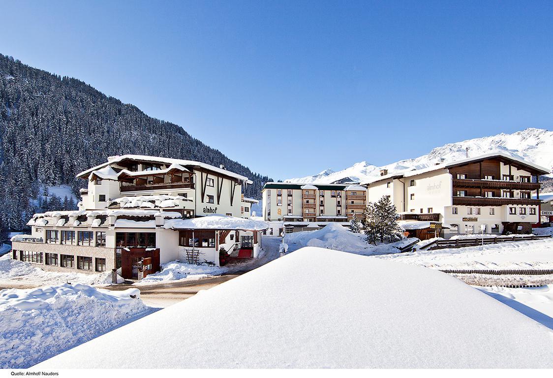 Hotel Nauders - Hotel Mein Almhof