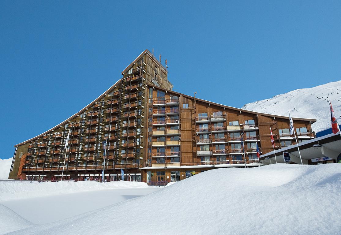 Hotel Club MMV Les M�l�zes
