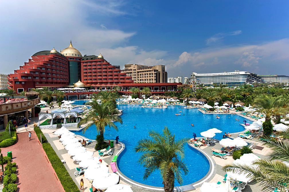 Sfeerimpressie Hotel Delphin Palace